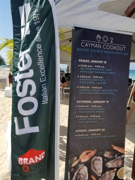 FOSTER & CAYMAN COOKOUT 2019