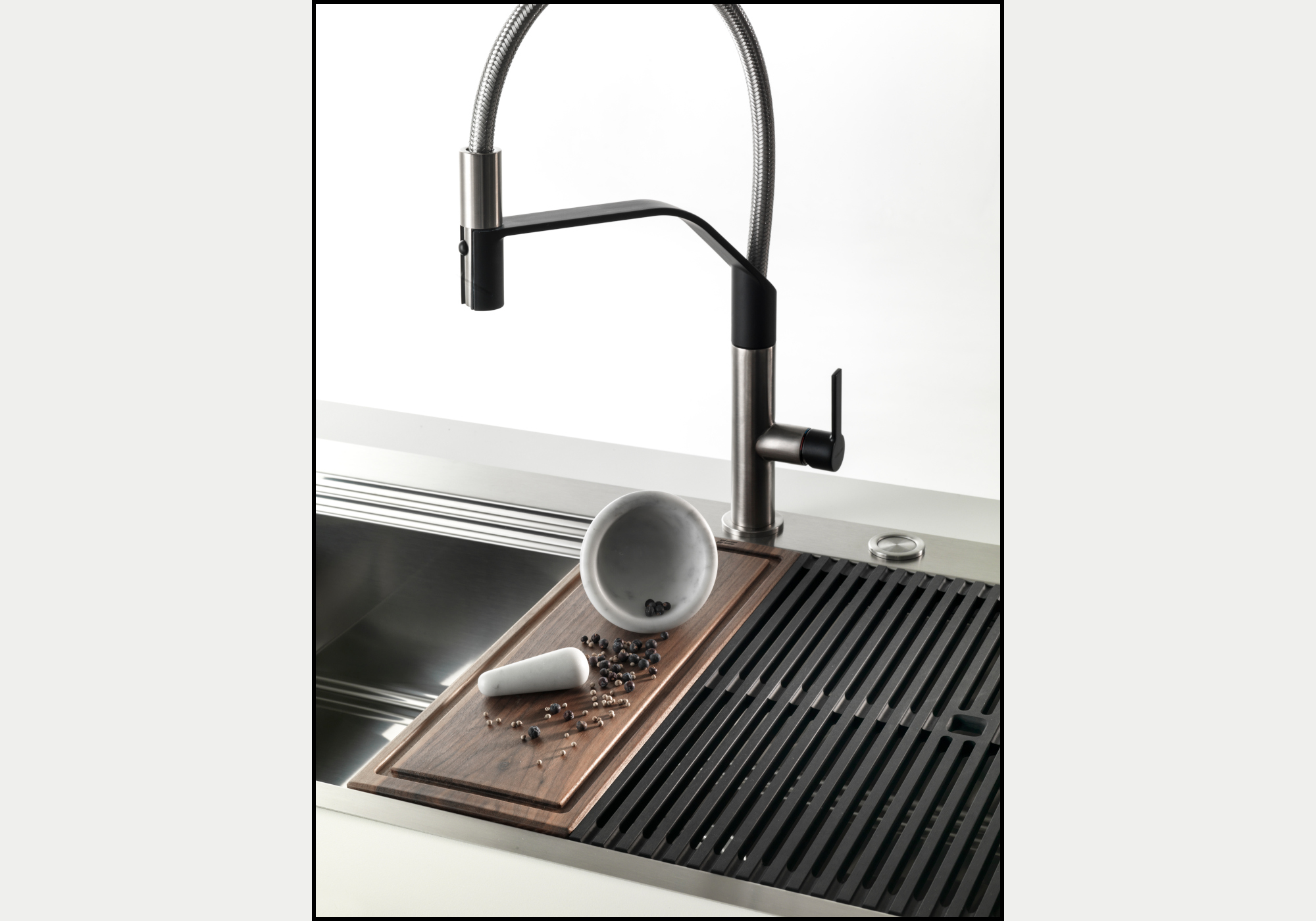 Sink Milanello Workstation 1034 850