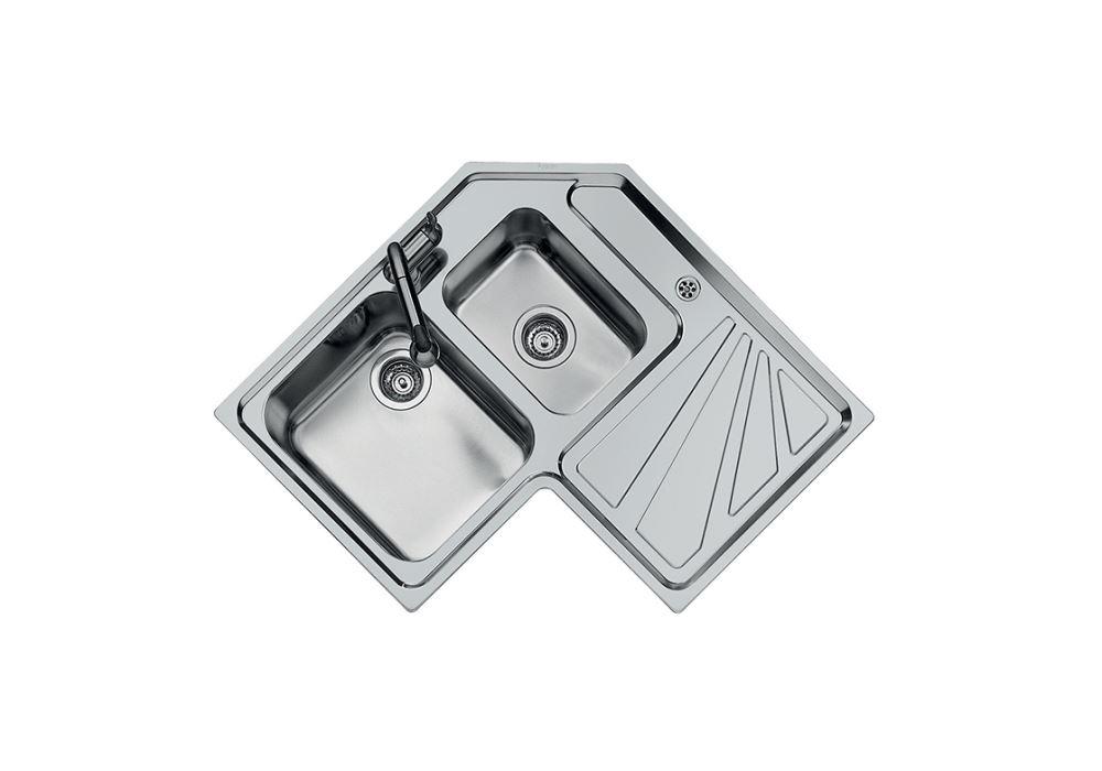 lavello cucina 2 vasche gocciolatoio, gocciolatoio per ...