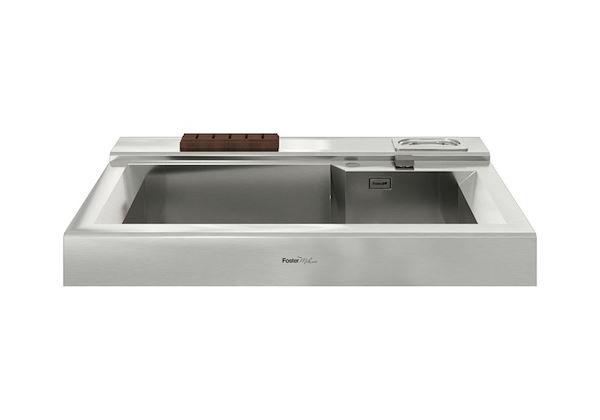 lavello cucina con mobile, mobile con lavello incorporato