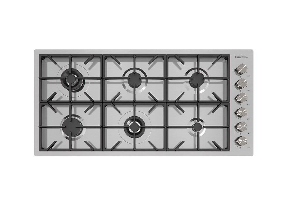 Piani cottura, da cucina in acciaio inox