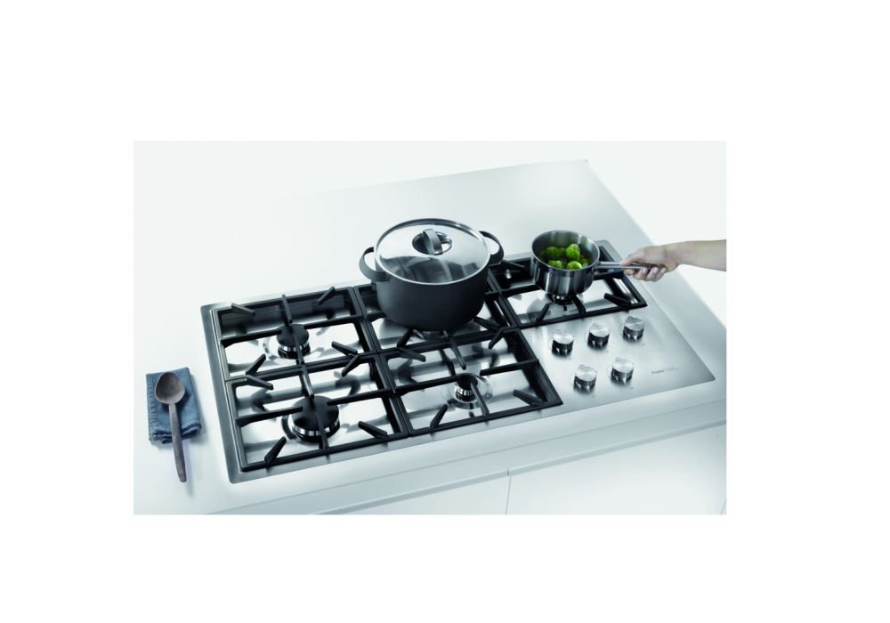 Cooker hob Foster Milano 7648 000