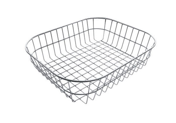 Stainless steel basket 8611 000